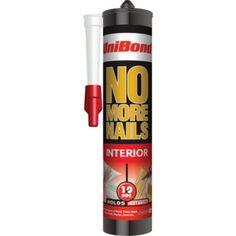 Unibond No More Nails Grab Adhesive 300ml: Image 1