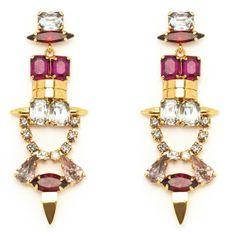 Till dawn earrings | Lizzie Fortunato