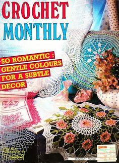 Crochet Monthly 118 - Lita Z - Picasa Web Albums...FREE MAGAZINE AND PATTERNS!