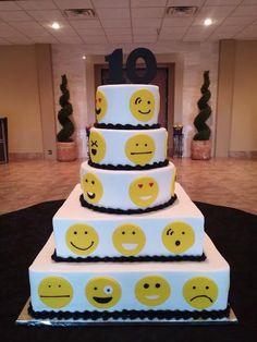 35 Best Birthday Images Emoji Cake Birthday Cakes Birthday Cake