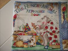 9 Best Storybook Panels And Quiet Books Images On Pinterest Quiet