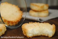 GALLETAS DE COCO DE DONNA HAY Best Cookie Recipes, Sweet Recipes, Delicious Desserts, Yummy Food, Sin Gluten, Gluten Free, Afternoon Tea, Sweet Tooth, Bakery