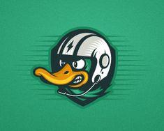 20 Duck Logos that Might Make You Quack | Creative Orveflow | #logo #design #inspiration #duck
