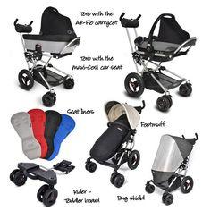Silla de paseo deportiva Toro de Micralite marfil [ML-T0mar]   590,00€ : La tienda online para tu peke   tienda bebe pekebuba.com