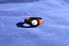 Hey, I found this really awesome Etsy listing at https://www.etsy.com/listing/152475550/pearl-engagement-ring-fresh-water-pearl