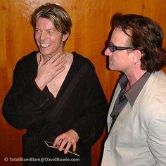 Bowie's 2002 Meltdown triumph - David Bowie Latest News