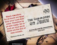 Image – Page 3 – KJV Bible Verses If Ye Love Me, Love The Lord, Matthew 22 37 39, Bible Verses Kjv, Greatest Commandment, Luke 9, King James Bible, Praise And Worship, God Jesus