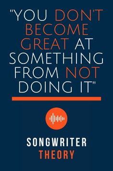 The Most Essential Tool To Become Better At Songwriting - Songwriter Theory Writing Songs, Cool Writing, Writing Tips, Music Quotes, Life Quotes, Practice Quotes, Gary Vee, Types Of Music, Soul Music