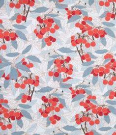 Cherries by Emily Burningham Textile Prints, Textile Design, Textiles, Color Pallets, Cherries, Textures Patterns, Designers, Fabrics, Colour