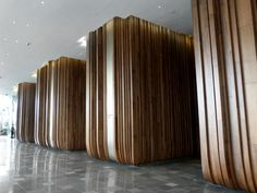 heatherwick pacific place lift lobby - Google Search
