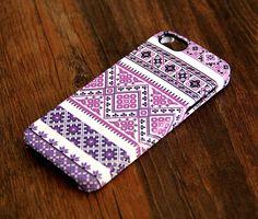 Please follow!!!! Violet Pink White Floral iPhone 6 Plus/6/5S/5C/5/4S/4 Protective Case – Ac.y.c