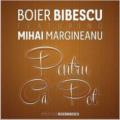 Boier Bibescu feat Mihai Margineanu – Pentru ca pot Neon Signs, Logos, Video Clip, Logo