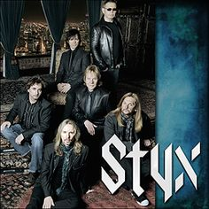 Styx, minus Dennis DeYoung.  Still sounded great.  St Louis Ampitheater