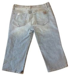 JOE'S Jeans Capri/Cropped Denim. Get the lowest price on JOE'S Jeans Joes Capri Crop Capri/Cropped Denim and other fabulous designer denim styles! Shop Tradesy now