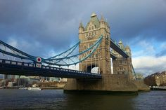 5 Cool facts about Tower Bridge, London England