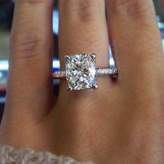 Upgraded wedding ring? I think yes