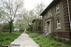 abandoned part of ellis island - by nycscout, via Flickr