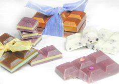 Recette de savons Chocolat