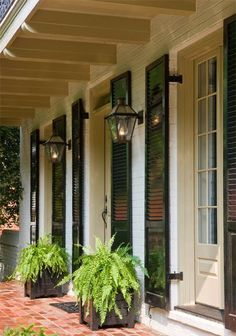 Michelle - Blog #New #Orleans #Influence Fonte : http://www.annedeckerarchitects.com/portfolio/renovations/new-orleans-influence/