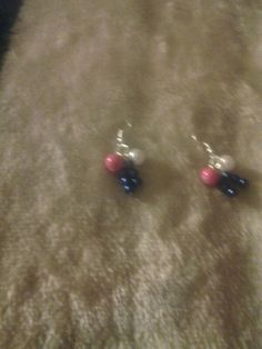 4th of the July earrings
