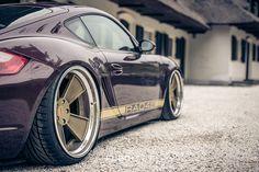 Porsche Cayman S(Type 987C) on PR Design wheels by RAD48. Photo byFLGNTLT.