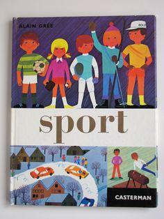 Alain Gree - sport