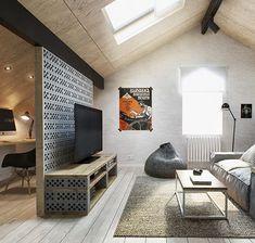sala estilo industrial 2