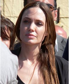 Angeline Jolie Without Makeup