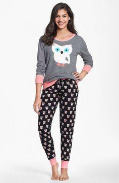 Owl PJs