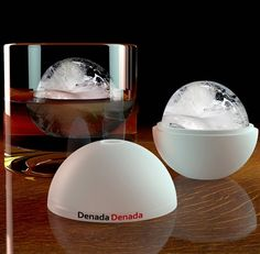 Make Your Own Whiskey Balls 2.5″(2 Pack)- Great Ice Cream Maker – Large Slow Melting Round Ice Cubes – Amazing Home Sphere Icemaker for Scotch, Bourbon or Any Drinks on Rocks. Price: $29.99