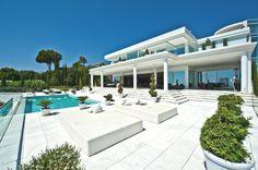 Luxury villa in Marbella, Spain