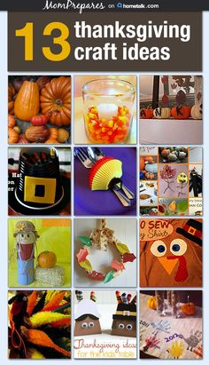Kids love to craft and now that the weather is cooling off, it's time to find some thanksgiving crafts for kids and gather around the table to make some cool decor to beautify your home and your thanksgiving table! HomeTalk asked me to currate a clipboard of 13 Thanksgiving Craft Ideas for Kids and I…