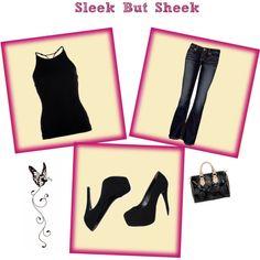"""Sleek but sheek"" by mellissa-rupnow on Polyvore"