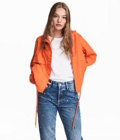 Hettejakke | Oransje | Dame | H&M NO