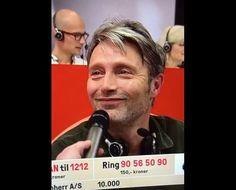 Mads Mikkelsen (that smile!)