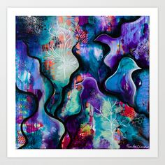 The Early Hours Art Print by Pamela Cisneros - $16.64