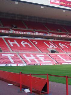 Stadium of Light-Sunderland