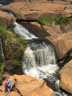 Greenville South Carolina  Falls Park