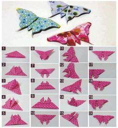 katlama kelebek yapalımmmmm |  görsel 2
