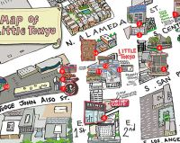 Little Tokyo's best attractions and restaurants (map)