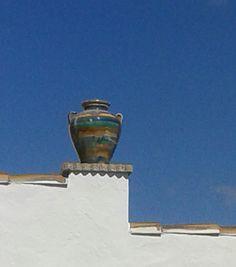 En Getares, Algeciras.