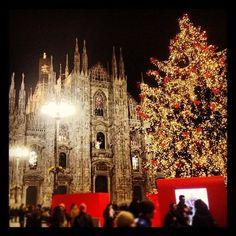 Xmas tree, #Milano