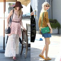 Taylor Swift-surprisingly good style!