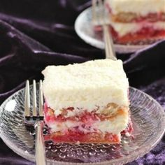 White Chocolate Raspberry Tiramisu - (pinner notes: recipe calls for marscapone and lady fingers, but you can substitute a thawed Sara Lee pound cake for lady fingers and cream cheese for marscapone. If you do not want to use alcohol you can substitute it with OJ or pineapple juice)