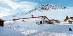 Refugio Cruz de Caña - Centro de Esqui Penitentes - Mendoza - Argentina