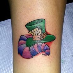 alice in wonderland small tattoo - Google Search