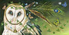 Owl (45 pieces)