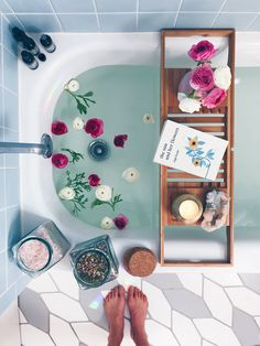Bath Rituals + My Go-To Bath Salt Blend + Body Oil Recipes – Wu Haus