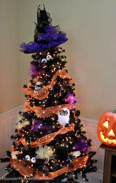 Halloween Tree - Ora