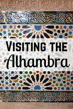 Visiting the Alhambra in Granada, Spain Want to see the world and know someone looking to make a hire? Contact me, carlos@recruitingforgood.com